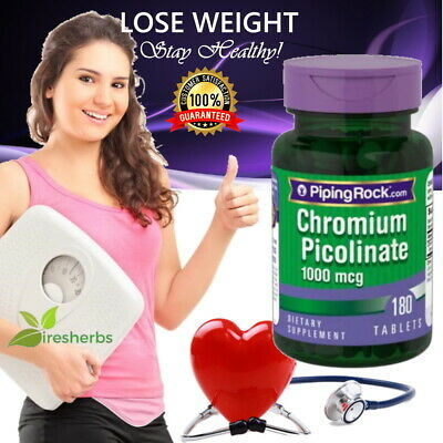 can i lose weight with chromium picolinate
