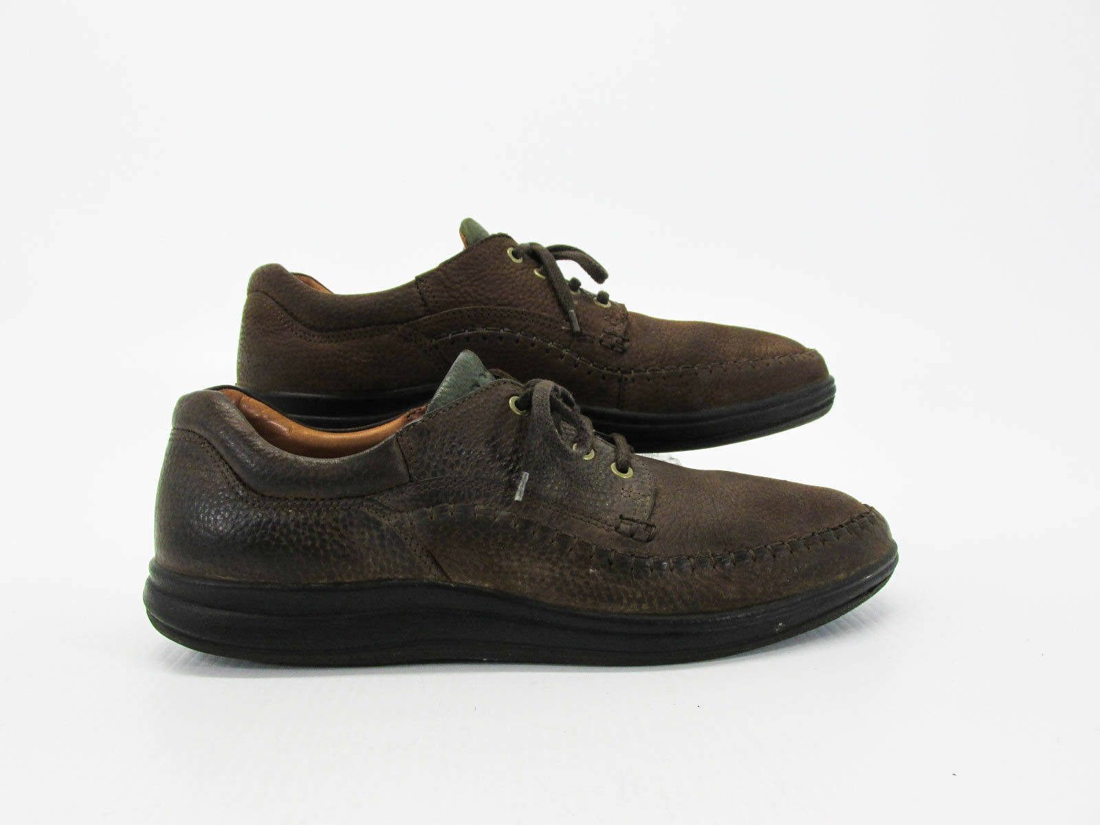Eco Cross Men Brown Oxford Walking shoes US 14M Pre Owned NQ