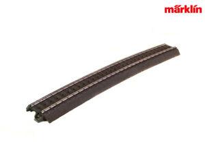 Maerklin-24912-C-Gleis-gebogen-R1-114-6-mm-12-1-NEU