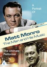Matt Monro - The Man and His Music 2013 DVD