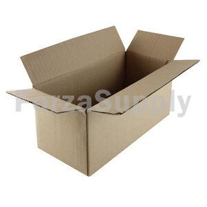"5 9x4x4 ""EcoSwift"" Brand Cardboard Box Packing Mailing Shipping Corrugated"