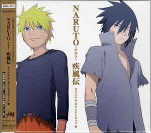 NARUTO-NARUTO-SHIPPUDEN-ORIGINAL-SOUNDTRACK-III-JAPAN-CD-G88