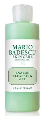 Mario Badescu Enzyme Cleansing Gel Facial Cleanser Face Wash 118ml Full Size 5060312959101 Ebay