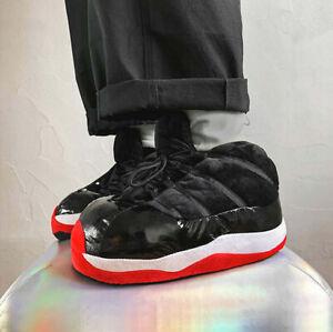 Air J's 11 Unisex Sneaker Slippers
