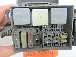 image is loading 97-lumina-car-fuse-box-relay-center-under-