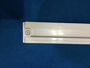Lsi 1 circuit 4 foot track lighting section tr14w white 84115 mozeypictures Choice Image