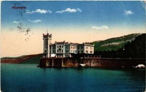 CPA-Trieste-Miramar-ITALY-529688