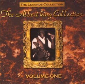Albert-King-CD-Album-The-Albert-King-Collection-Dressed-To-Kill-ONEPAK6-VG