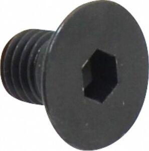 "109 new HOLO-KROME Allen 60076 5//16-18 x 5//8/"" UNRC Hex 82° Flat Head Cap Screws"
