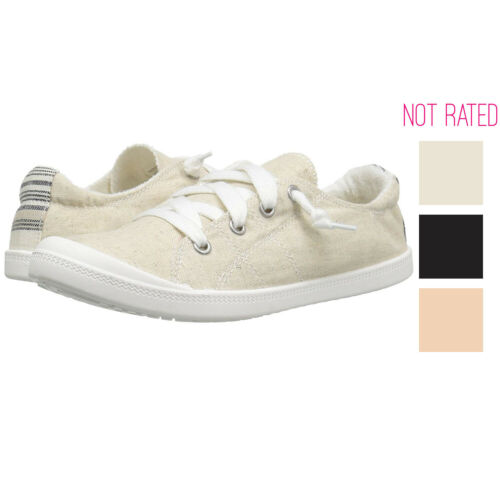 Not Rated Womens Rae Slip On Sneaker
