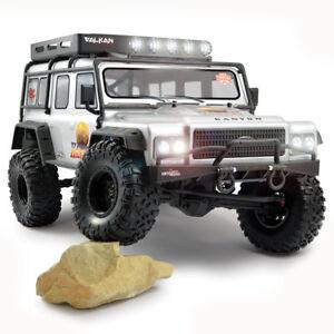 100% Vrai Ftx Kanyon (land Rover Style) 1:10xl 4x4 Rock Crawler Rtr Rc Voiture Inc Chauve-souris + Crg-afficher Le Titre D'origine Assurer IndéFiniment Une Apparence Nouvelle