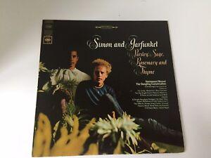 Simon-And-Garfunkel-034-Parsley-Sage-Rosemary-And-Thyme-034-Original-Vinyl