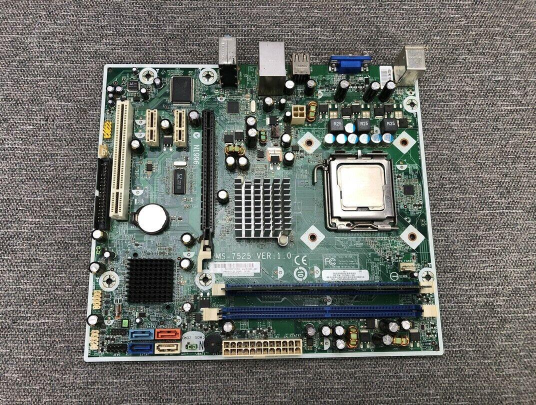 Hp Msi Ms 7778 Jasmine Motherboard Socket Fm2 Micro Atx For Sale Online Ebay