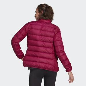 adidas AU Women Power Berry Essentials Down Jacket