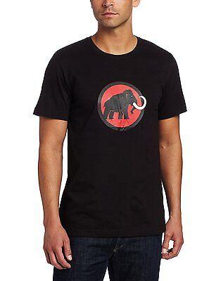 Mammut Da Uomo Outdoor Palestra Walking Arrampicata 95% Cotone Logo T-shirt 1041-07290-mostra Il Titolo Originale