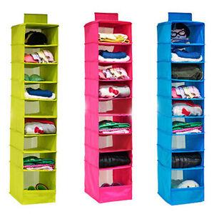 tragbar schrank aufbewahrung organizer kleider kleiderschrank schuh rack mit ebay. Black Bedroom Furniture Sets. Home Design Ideas