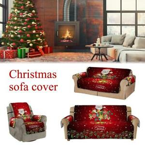 Christmas-3D-Couch-Sofa-Lounge-Covers-Recliner-1-2-3-Seater-Dining-Chair-Cover