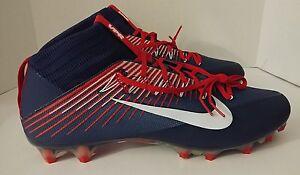 98b7752f008 Nike Vapor Untouchable 2 II TD Mens Football Cleats Flyweave Blue ...