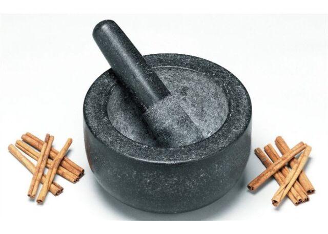 NEW Avanti Low Mortar and Pestle 20cm
