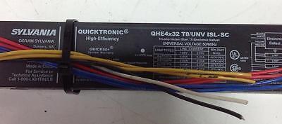T8 Ballast 49861 Lot of 5 Sylvania Quicktronic QHE1X32T8//UNV-ISL-SC