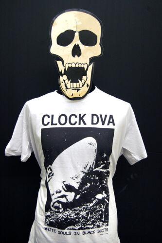 Clock DVA-White Souls in black suits-T-Shirt