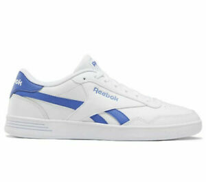MEN-039-S-Reebok-Royal-techque-T-Chaussures-Ortholite-Doublure-EG9467-Blanc-Taille-12-UK