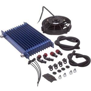 Universal-Zusatz-Olkuehler-KIT-13-Reihen-AN10-mit-7-034-Elektrokuehler-Dosen-Kit