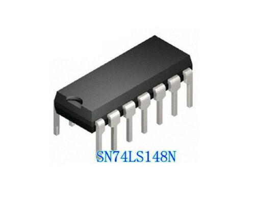 2pcs DIP IC SN74LS148N 74LS148N 74LS148