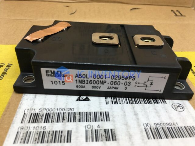 NEW MODULE 1MBI600NP060-03 A50L-0001-0295#PS FUJI ORIGINAL