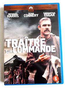 Traitre-sur-commande-Sean-CONNERY-Martin-RITT-dvd-Tres-bon-etat