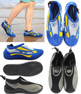 Scarpe-Scoglio-Uomo-Mare-SUB-ANTISCIVOLO-CANOA-BARCA-NAUTICA-YACHT-shoes-unisex