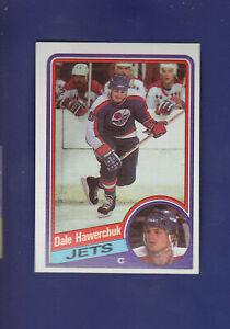 Dale-Hawerchuk-1984-85-TOPPS-Hockey-152-NM