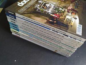 DOMUS 2011 10 fascocoli 944 945 946 947 948 949 950 951 952 953 + 2 supplementi