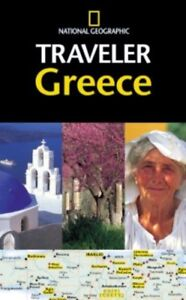 Very Good Greece National Geographic Traveler Gerritzen Mieke Book - Hereford, United Kingdom - Very Good Greece National Geographic Traveler Gerritzen Mieke Book - Hereford, United Kingdom