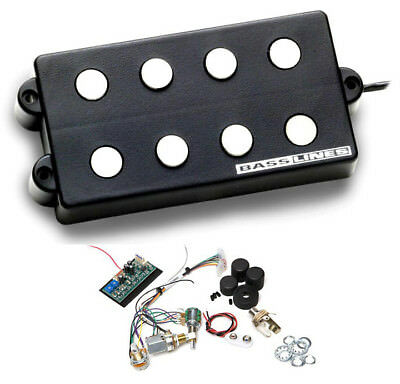 seymour duncan smb 4ds musicman 4 string bass pickup with st3 3m3 tone circuit 800315003907 ebay. Black Bedroom Furniture Sets. Home Design Ideas
