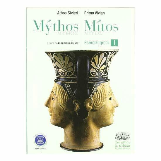 9788881049011 Mythos/Mitos. Esercizi greci. Con espansione onlin...o classico: 1