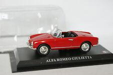 Ixo Presse 1/43 - Alfa Romeo Giulietta Rouge