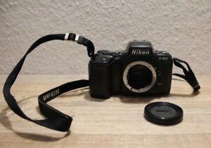 Foto & Camcorder Analoge Fotografie Genial Nikon F-601 Af