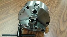 6 3 Jaw Self Centering Lathe Chuck Front Mounting For Rotary Table 0603f0 Fm