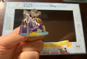 Matterhorn-Bobsleds-Disneyland-D23-Gold-Member-65-Year-Disney-Park-Pin-LE