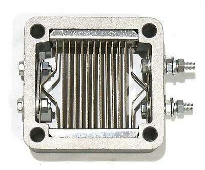 Cummins 6BT 5.9L Intake Grid Heater Delete Spacer 98-07 Dodge RAM Pick Up