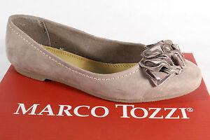 Marco-Tozzi-Bailarina-Mujer-Mocasines-Zapatos-zapatos-de-tacon-NUEVO