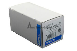 NEW IN BOX OMRON H3CA-8 Timer 100//110//120VAC