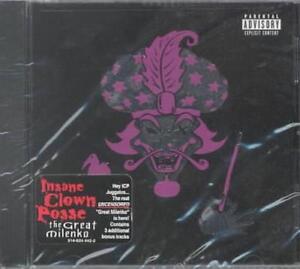 INSANE-CLOWN-POSSE-THE-GREAT-MILENKO-PA-USED-VERY-GOOD-CD