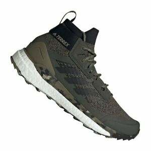 lowest price release info on united states Adidas Terrex FREE HIKER BOOST Mens Trail Shoes Boots. UK 12. Eu ...