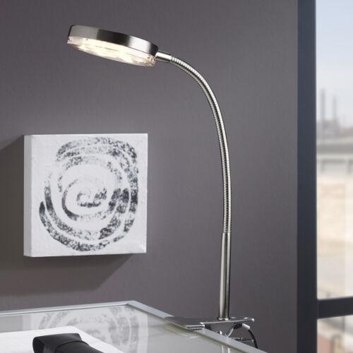 DEL Lampe de Bureau Pince Lampe Lampadaire Liseuse Lampe de travail ickelmatt t115