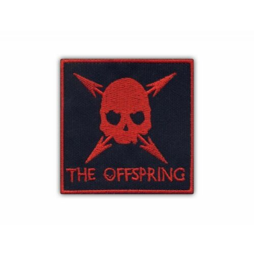 The Offspring Embroidered PATCH//BADGE
