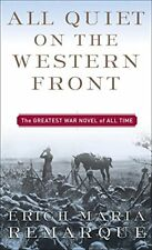 All Quiet on the Western Front by Erich Maria Remarque (1987, Paperback)