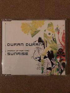Duran-Duran-Sunrise-1-Track-UK-Promo-CD-EX-Condition-Free-Ship-SAMPCS-14374-1