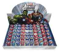 (60ct) Marvel Avengers Stamps Stampers Self-inking Birthday Boy Party Favors